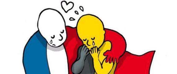 Quand Twitter réussit à nous convaincre que l'amour est plus fort : #VenezOnSAime