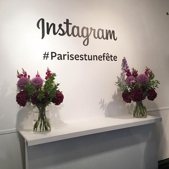 INSTAGRAM-FACEBOOK-QUINTESSENTIALLY-PARIS EST UNE FÊTE-2016-galerie SpArtS-présentation