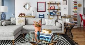 L'appartement coloré de brooklyn