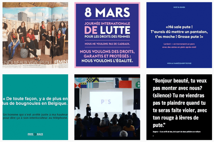Payetashnek - top féministe - makeitnow.fr