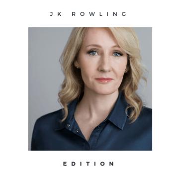 JK Rowling - Makeitnow.fr