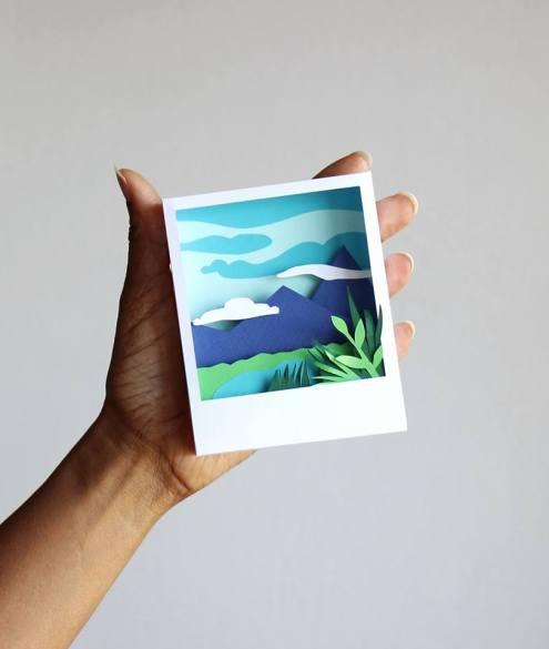 Top 10 paper art -Corinne- makeitnow.fr