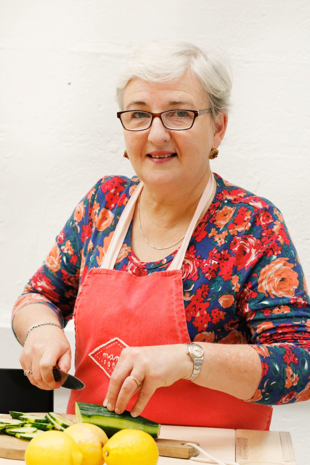 Mamie Foodie interview Makeitnow.fr