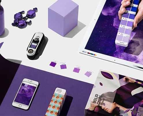 moodboard 8 ultra violet couleur pantone de l 39 ann e 2018 make it now le blogzine qui. Black Bedroom Furniture Sets. Home Design Ideas