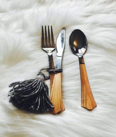 DIY : Décoration de table pour Noël et le Nouvel an - makeitnow.fr