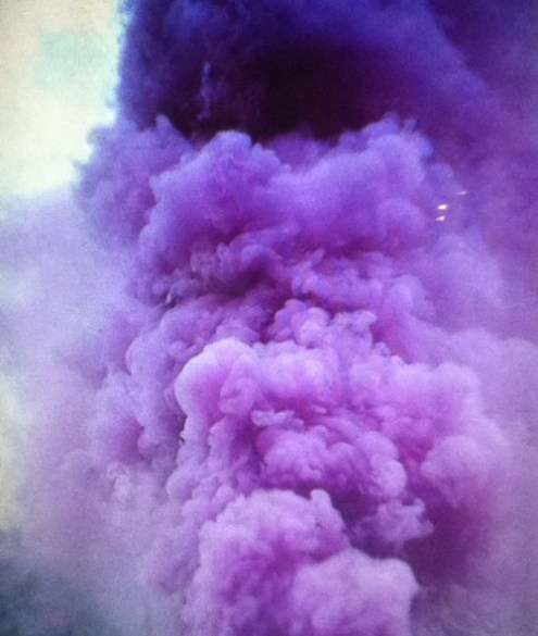 moodboard Ultra Violet couleur Pantone - makeitnow.fr