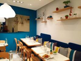 City guide restaurants healthy Paris