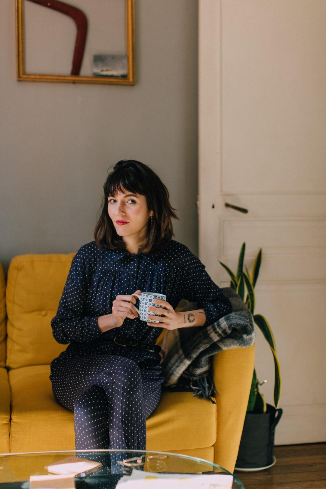 J'ai rencontré Anne-Charlotte, dit chachooum, fondatrice du podcast Nice To Hear You et du blog une Fille d'Erable