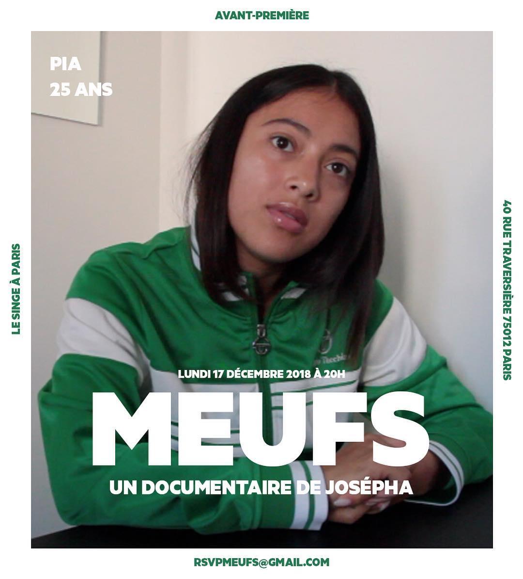 MEUFS DOCUMENTAIRE JOSEPHA - makeitnow.fr