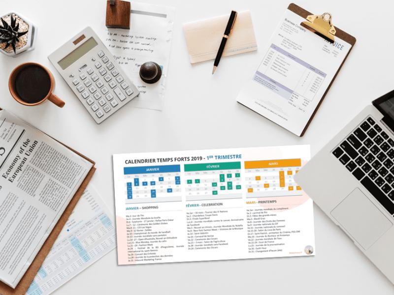 akeitnow.fr - Agenda Marketing temps forts 2019