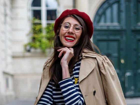 Laura portrait - Les paris de Laura