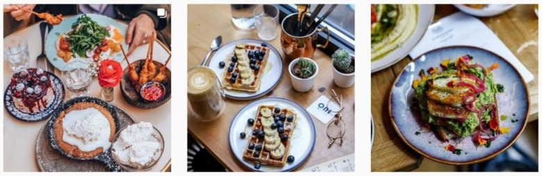 instabrunch - instagram brunch paris - makeitnow.fr