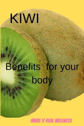 Benefits to eating Kiwi