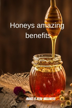 Honeys amazing benefits