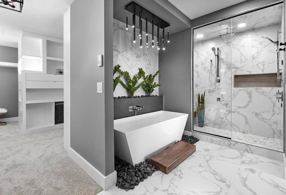 13 Bathroom Ideas You Will Love - Make It Right® on Restroom Ideas  id=87999