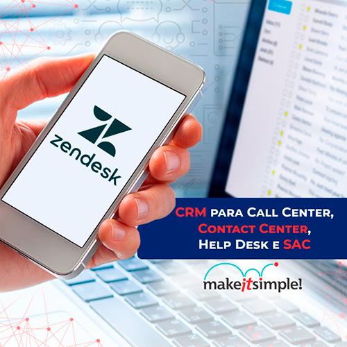 CRM para Call Center, Contact Center, Help Desk e SAC