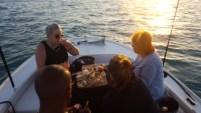 Make It So Key West Boat Charters - Sunset Trip GH FJ BL LA #2