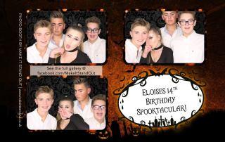 Eloise's 14th Birthday Spooktacular