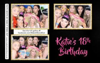Katie's 18th Birthday, Barton Grange Hotel