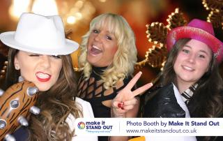 Christmas Party, Glovers Bar, Photo Booth