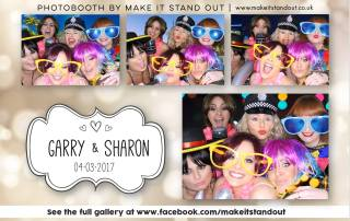 sharon's wedding