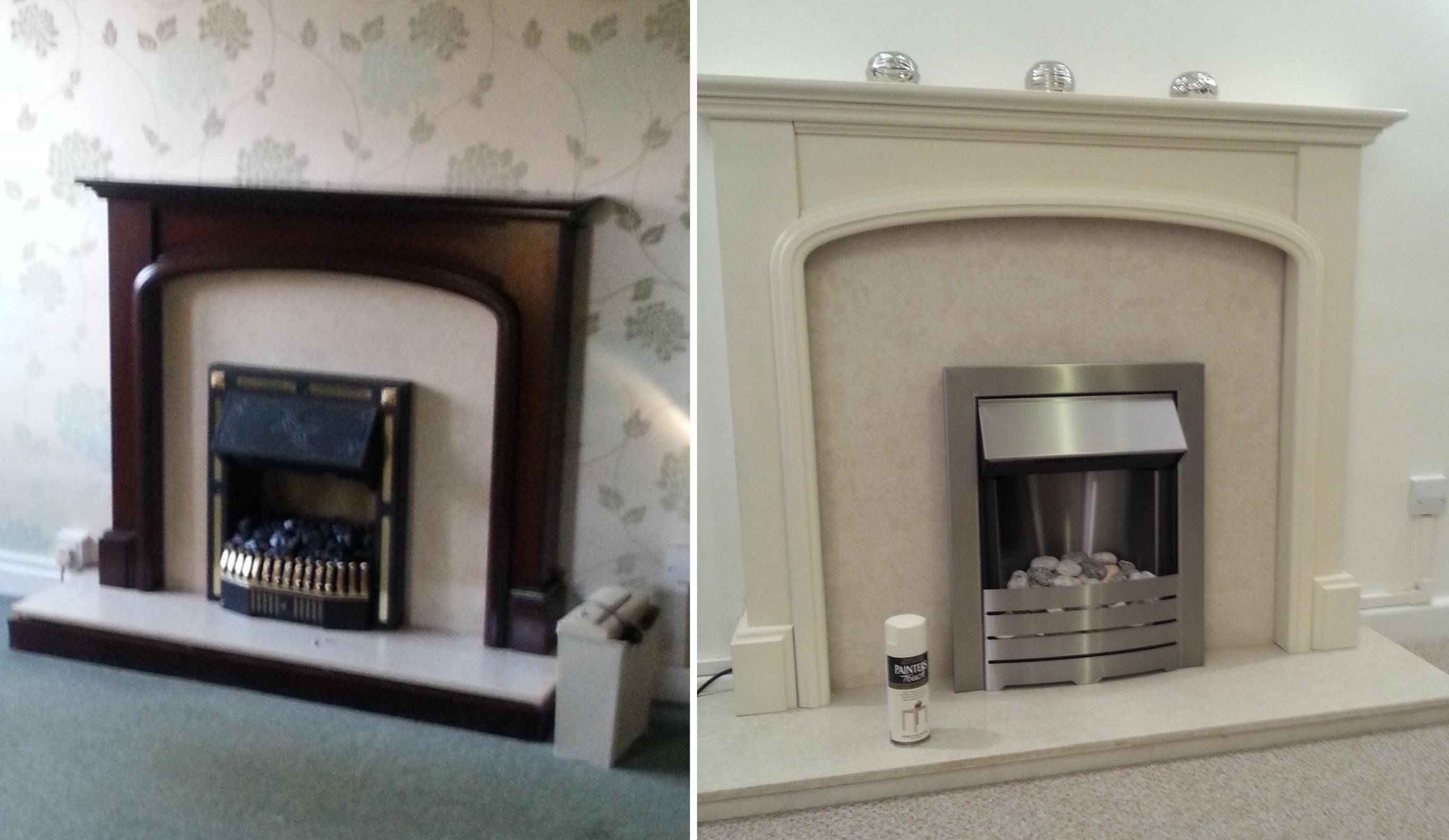 Rustoleum Fireplace Paint