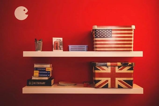 shelves decor - Εσωτερική διακόσμηση του σπιτιού με οικονομική διάθεση