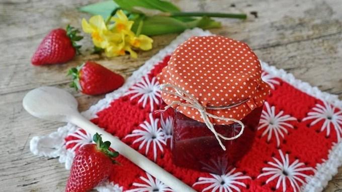 Μαρμελάδα Φράουλα συνταγή