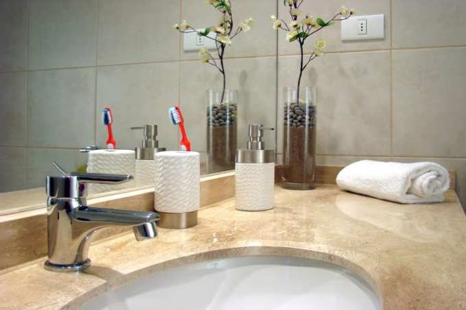 το μπάνιο σαν επαγγελματίας - Πως να βάλεις σε τάξη το σπίτι: Αναλυτικός οδηγός ανά δωμάτιο