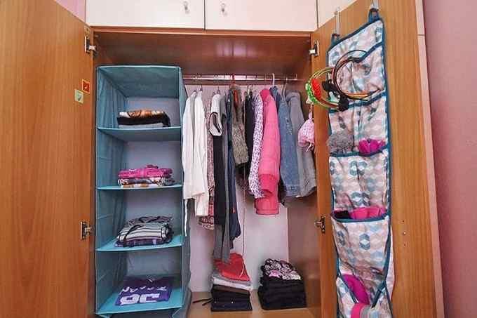 How to organize kids clothes - Πως να οργανώσω το παιδικό δωμάτιο για τη νέα σχολική χρονιά