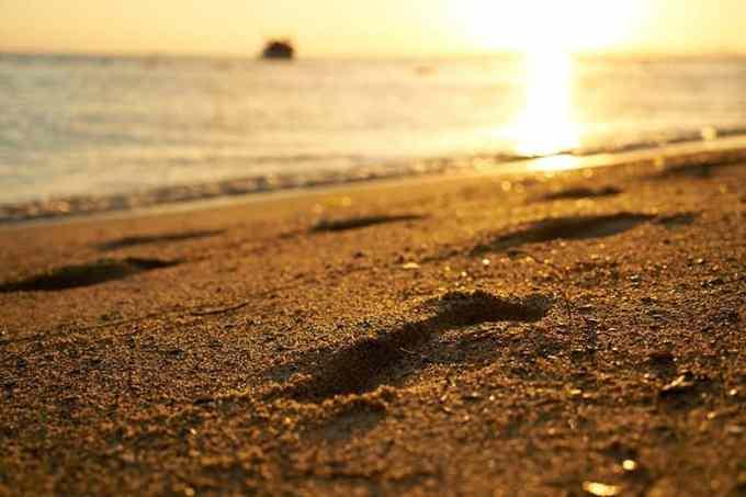 Καλοκαίρι με Ηλιοβασίλεμα Ταπετσαρία