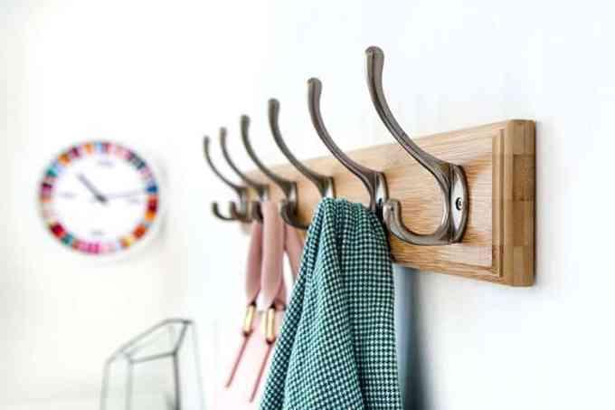 organized entryway ideas - Πως να βάλεις σε τάξη το σπίτι: Αναλυτικός οδηγός ανά δωμάτιο