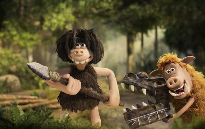 early man animation movie - Ο άνθρωπος των σπηλαίων Early man προσεχώς στο σινεμά