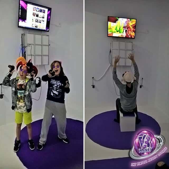 Παιδικά Πάρτυ στο VR Planet
