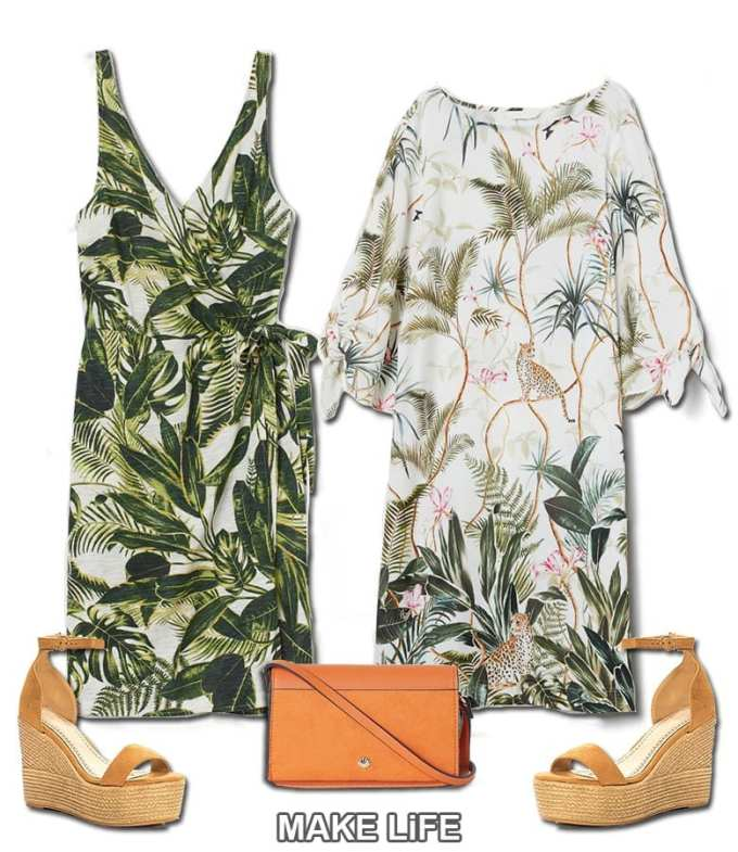 Φορέματα για το Καλοκαίρι από τα HM