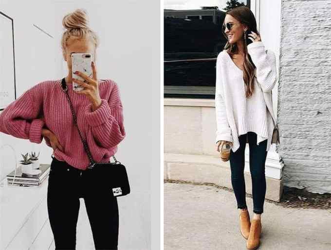 Τρόποι για να φορέσεις το πουλόβερ