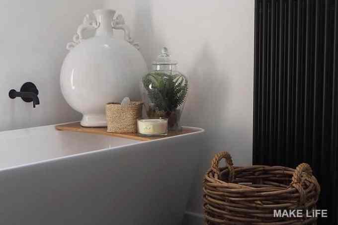 Ιδέες για να κάνεις το μπάνιο ένα δωμάτιο με στυλ