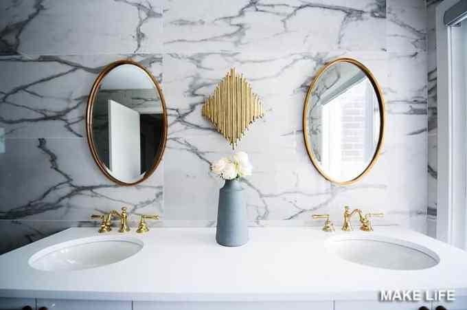 7 ιδέες για την ανανέωση του μπάνιου σου