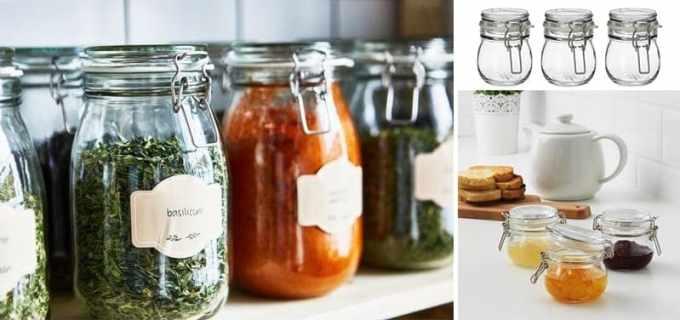 Πως να οργανώσεις την κουζίνα σου με αντικείμενα ΙΚΕΑ