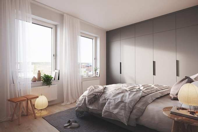 "bedroom decoration dos and donts - Τα ""Ναι"" και τα ""Όχι"" στη διακόσμηση της κρεβατοκάμαρας"