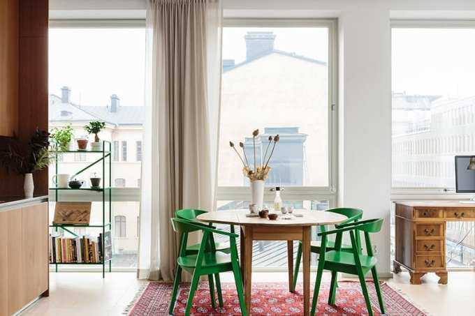 Διακόσμηση Σπιτιού. Προτάσεις για το τραπέζι φαγητού