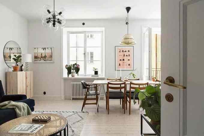 dining room decor - Απλές διακοσμητικές προτάσεις και ιδέες για την τραπεζαρία