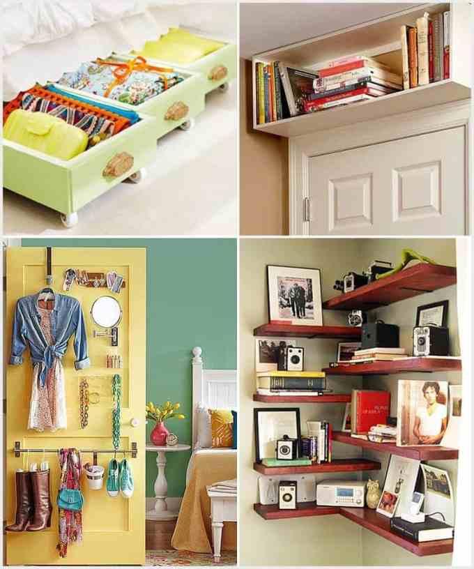 Bedroom Organizing Ideas - Ξεκαθάρισμα και οργάνωση της κρεβατοκάμαρας. Ακολούθησε τα βήματα