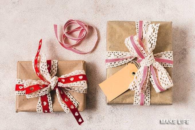 GIFT WRAP IDEAS 1 - Πως να τυλίξεις ένα δώρο. 6 τρόποι για το χριστουγεννιάτικο αμπαλάζ