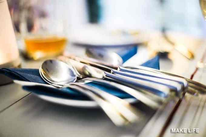 restaurant cutlery - Έχεις καλεσμένους για φαγητό; Πως ετοιμάζεις το σπίτι πριν & μετά
