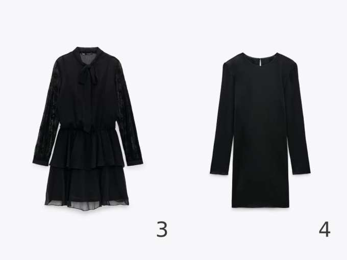 Total black dress 2 - Total Black dress: Απέκτησε ένα σήμερα!
