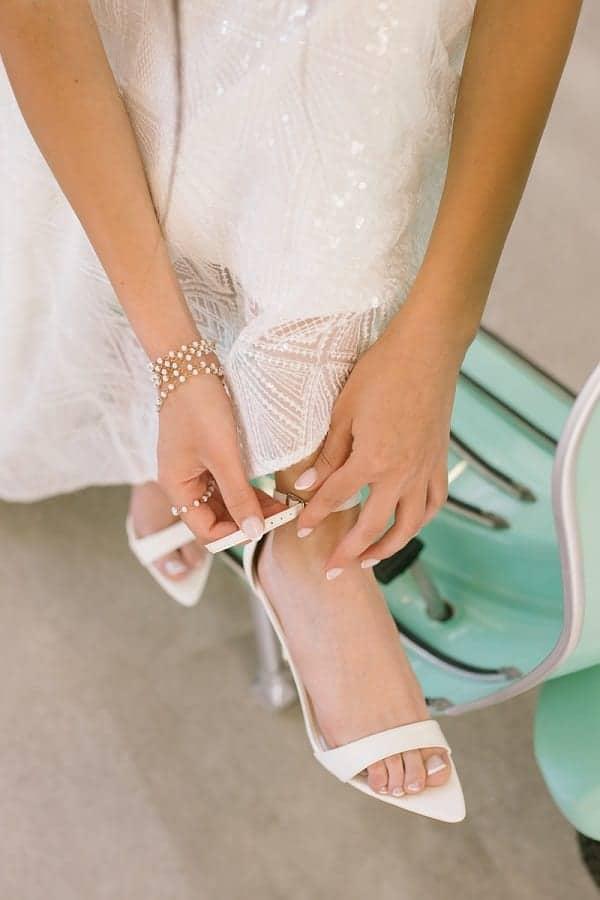 Wedding Styling 04 - Get your sparkle on! Βρες το ιδανικό στυλ για την ημέρα του γάμου σου