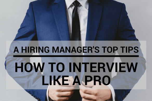 How to Interview Like a Pro – 8 Simple Steps