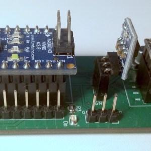 Server wireless module