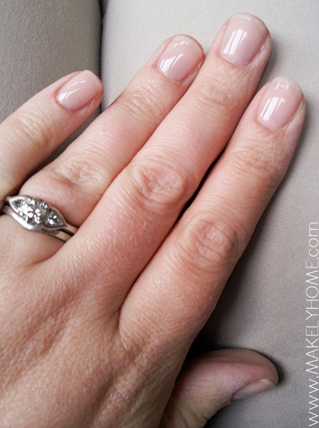 How To Use Salon Gel Polish Nail Color